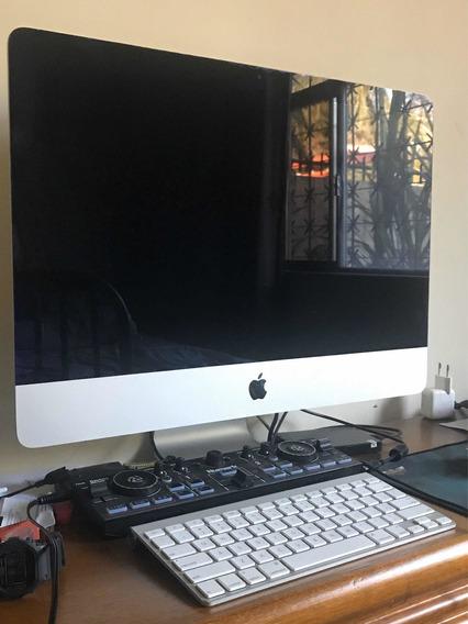 iMac 21 Ano 2012 Tem 8gb De Memória Ssd Samsung Evo 250gb