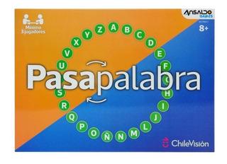 Pasapalabra - Juego De Mesa Original