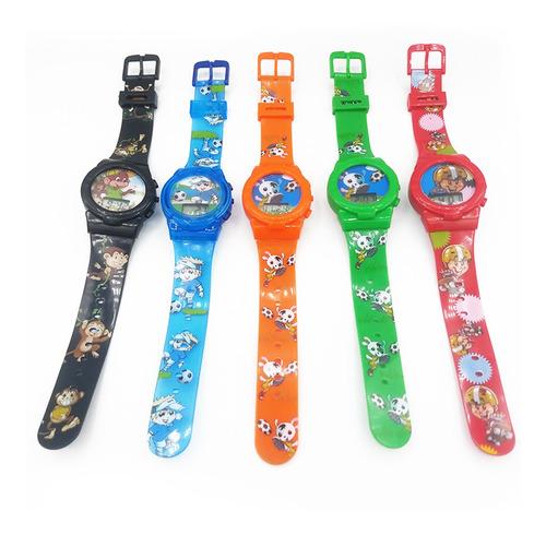 Kit 5 Relógios Infantil Digital Menino - Atacado P/ Revenda