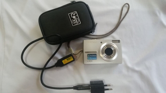 Camera Samsung L200 10.2mp 6.2-18.6mm