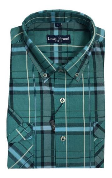 Camisas Doble Bolsillo Louis Feraud Manga Corta 102384