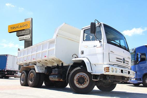 Caminhão Mercedes 2423 2007 Truck - Caçamba 12m Comum