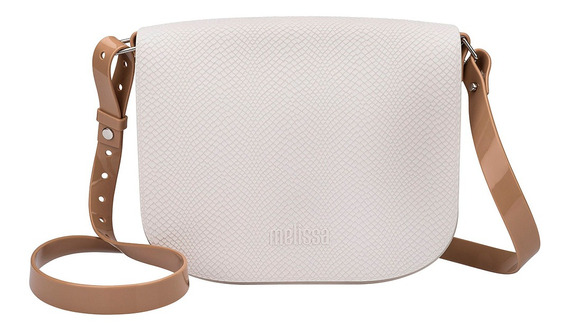 Bolsa Melissa Essential Shoulder Bag Snake