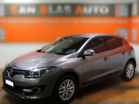 Renault Megane 3 Luxe Pack 2016 5p Dh Aa Abs San Blas Auto