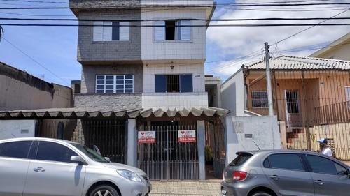 Imagem 1 de 15 de Sobrado - Parque Independencia - Ref: 6621 - V-6621