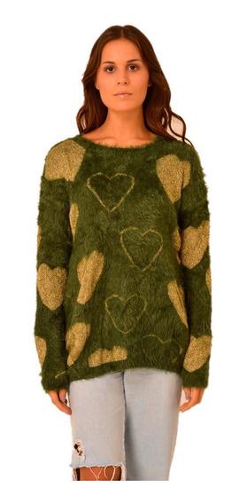 Sweater Femenino Largo Variados Diseños
