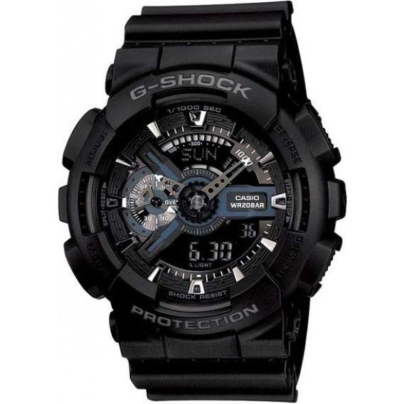 Relógio Masculino G-shock Ga-110-1bdr