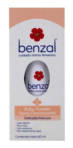Benzal Spry Baby Powder 60ml