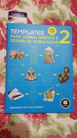 Livro Templates Para Desing Gráfico E Design De Embalagens 2