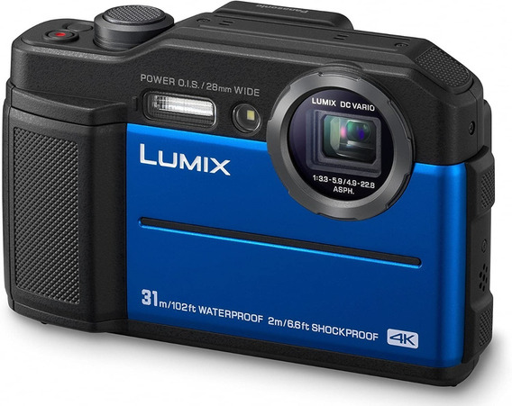 Panasonic Lumix Dc-ts7a Ts7 - Prova D