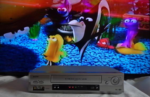 Video Cassete Sanyo Vwm-900 Hi Fi Stereo - Funcionando