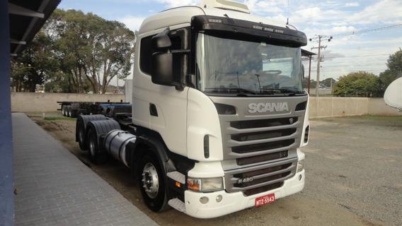 Scania R420 6x2 2011