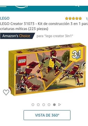 Lego Criatura Mitica
