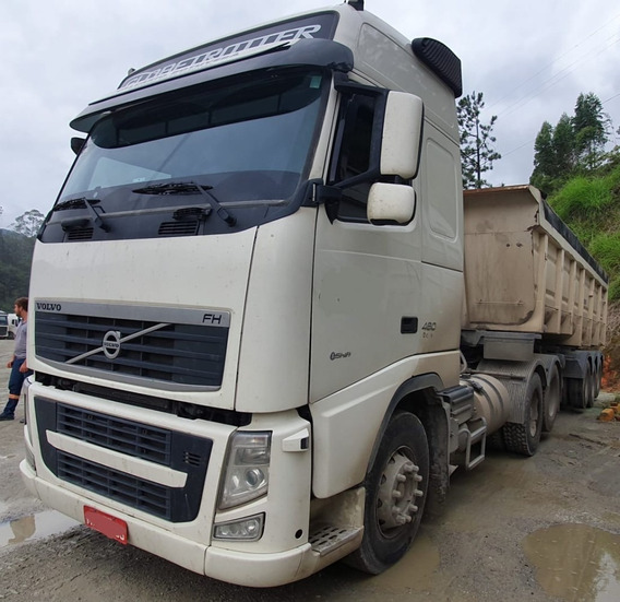 Fh460 Globetroter I-shifit 6x2 Ano 2014
