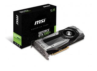 Tarjeta Video Msi Nvidia Geforce Gtx 1080ti Founders Turbo