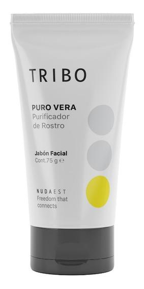 Jabón Líquido Facial Anti-imperfecciones Puro Vera Carbón Ac