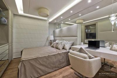 Cobertura Com 3 Dormitórios Sendo 1 Suíte E 3 Vagas À Venda, 190 M² Por R$ 1.350.000 - Ahú - Curitiba/pr - Co0241