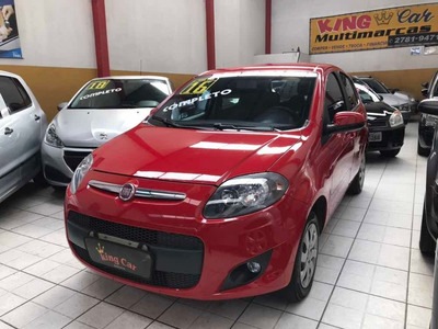 Fiat Palio 1.4 Attractive Flex 5p 2016 Kingcar Multimarcas