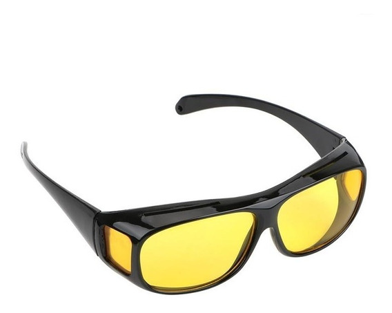 Óculos Night Drive Para Dirigir À Noite Sobrepõe Óculos De G