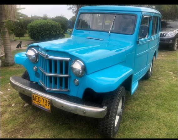 Willys 1963 Jeepyta