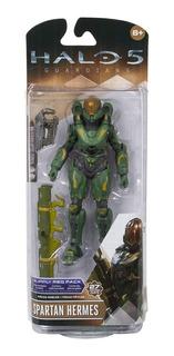 Figura De Acción Spartan Hermes Halo 5 - Mcfarlane Toys