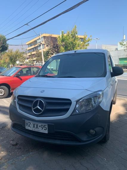 Mercedes Benz Citan 109 Motor 1.5 Blanco