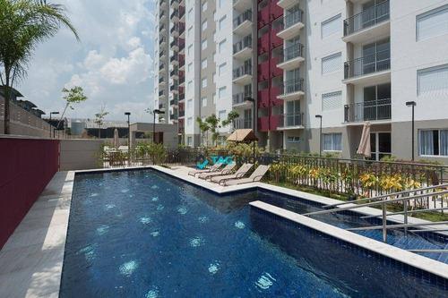 Apartamento Com 1 Dormitório Para Alugar, 38 M² Por R$ 1.500,00/mês - Vila Carioca - São Paulo/sp - Ap2095