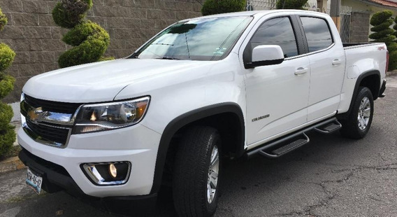 Chevrolet Colorado V6 4x4 2017