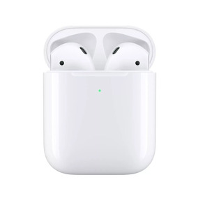 Apple AirPods Serie 2 Carregamento Sem Fio - Original