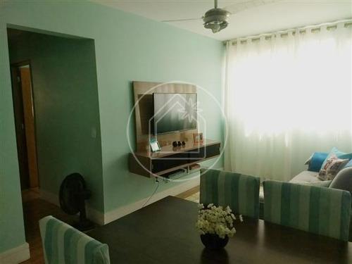 Apartamento - Ref: 821827