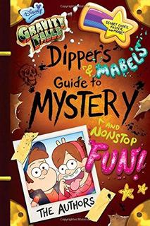 Libro: Gravity Falls Dipper Y Mabel Guía Del Misterio