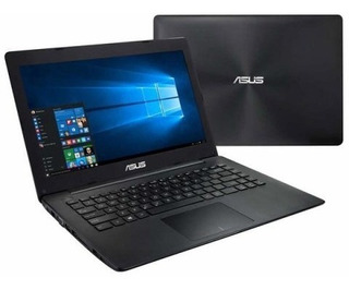 Laptop Asus Celeron 2gb 500gb Azul Mas Office 365