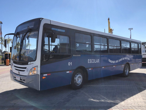 Ônibus Mascarello Gran Midi 2010 Escolar=micro Ônibus S3 S4
