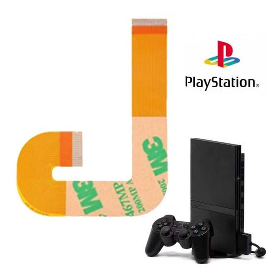 Cabo Flex Flet Flat Play2 Ps2 Playstation 2 90x 70x Promoção
