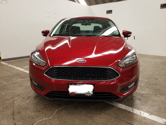 Ford Focus 2016 Se Luxury Aut