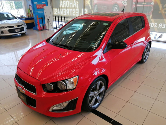 Chevrolet Sonic 2016 1.4 Rs Mt