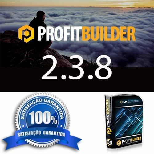 Plugin Wp Profit Builder 2.3.8 - Última Versão