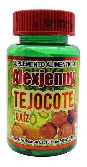 Raiz De Tejocote 30 Capsulas Para Detox