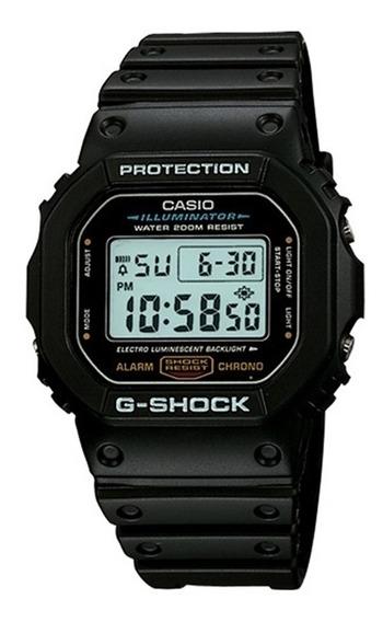 Relógio Casio G-shock Masculino Digital Dw-5600e-1vq