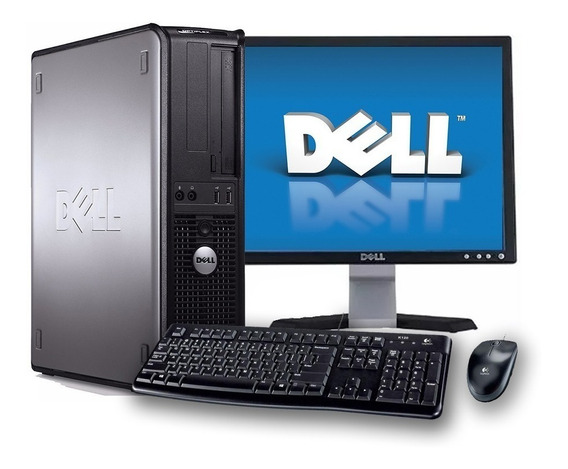 Dell Optiplex 330/755 Core 2 Duo E7300 /4 Gb Ram/hd 320 Gb