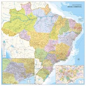 Mapas (kit C/ 09 Mapas)promoção