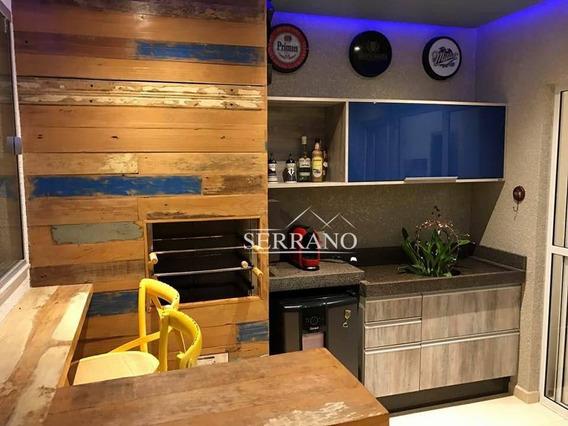 Apartamento Com 2 Dormitórios À Venda, 90 M² Por R$ 410.000,00 - Parque Da Imprensa - Mogi Mirim/sp - Ap0128