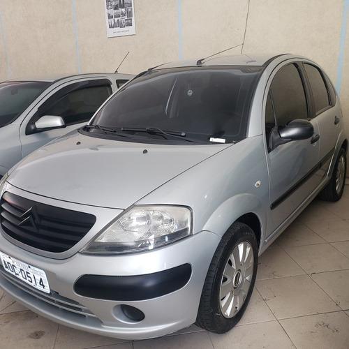 Citroën C3 2007 1.6 16v Exclusive Flex 5p