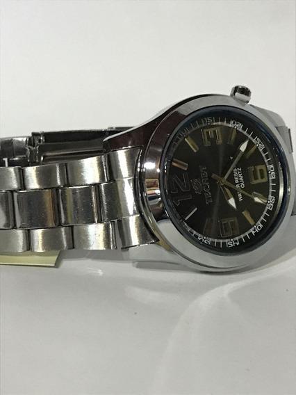 Relógio Masculino Tecnet 511ch Resistente Agua Envio Rápido