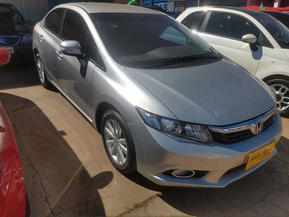 Honda Civic Lxr 2.0 Flexone 16v Aut. 2014