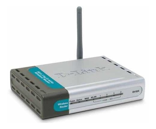 Router Wireless D-link Dl-524 150mbps