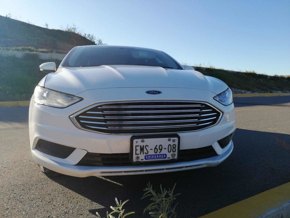 Ford Fusion 2.5 S At 2017