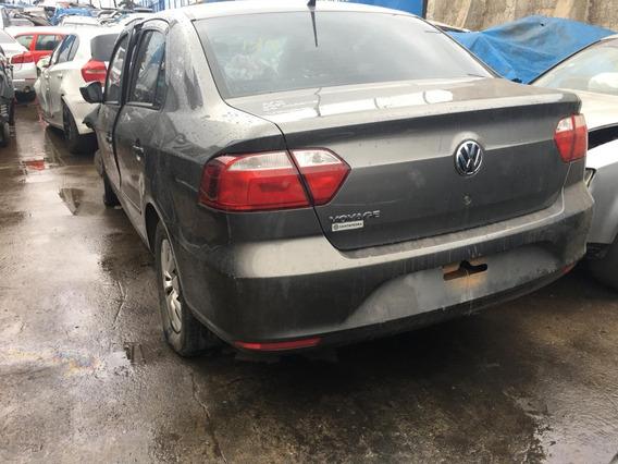 Volkswagen Voyage 1.0 2013 Sucata Para Peças