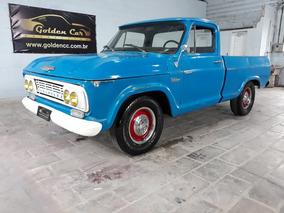 Chevrolet C10 C14 6cil 1966 Hot Rod - 4 Farol Original