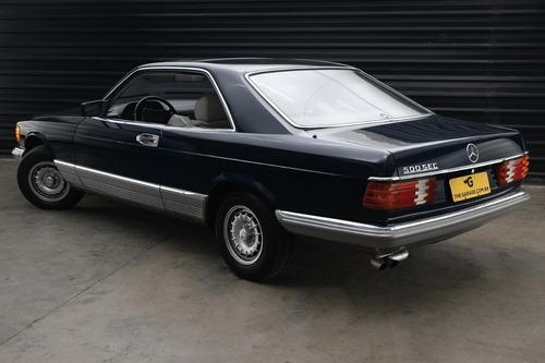 1984 Mercedes-benz 500 Sec